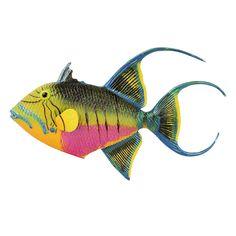 Queen Triggerfish Incredible Creatures Figure Safari Ltd
