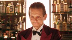 The Shining: Lloyd the Bartender, Dr. Eldon Tyrell and Room 237 ...