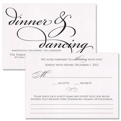 rsvp with meals and dietary needs, we need to add an rsvp for ...