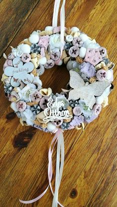 Christmas Advent Wreath, Forever Flowers, Burlap Wreath, Diy And Crafts, Centerpieces, Sweet Home, Easter, Wreaths, Holiday Decor