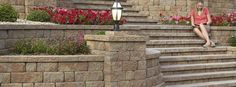 Retaining Wall Blocks from Anchor Wall Systems