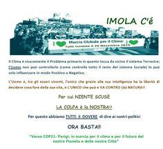 anche a #Imola stiamo organizzando l'evento sono ben accette anche le adesioni #virtuali vai https://secure.avaaz.org/it/event/globalclimatemarch/Marcia_Globale_per_il_Clima_IMOLA_ce?edit…