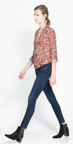 5a7036ca4e Effortless cool Zara Reino Unido