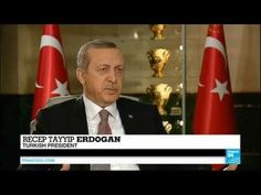 "Erdogan reacts on downed Russian plane on FRANCE24: ""Putin has not returned my call"" - YouTube"