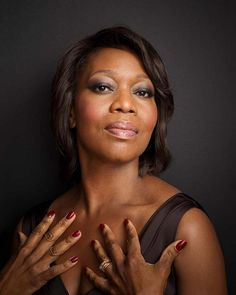 Alfre Woodard, 59. She's getting better with time...