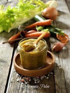 Armonia Paleo: Dado per Brodo Vegetale Homemade