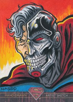 """From """"Superman: The Legend"""" Sketch Cards"""" © 2013 Cryptozoic Entertainment. All Rights Reserved. Superman, Dc Comics, How To Draw Hands, Sketch, Comic Books, Entertainment, Hero, Cards, Fictional Characters"""