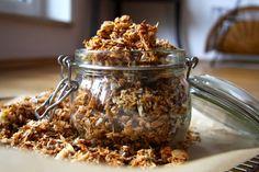 Leckeres Rezept für ein Low-Carb-Müsli