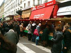 Marche d'Aligre 8 metro to Ledru-Rollin or start @ Place de la Bastille and head down Rue du Foubourg Saint-Antoine or rue de Charenton.