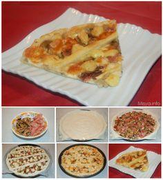 KuzhinaIme.al: Byrek me djathe dhe kerpudha (Receta nga King House Taverna)