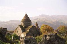 Sanahin -Armenia (XIII)