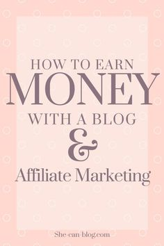 It's not a myth, you CAN make money from home with a blog and affiliate marketing. Build on passive income streams by joining these awesome affiliate networks today! All these affiliate marketing networks accept beginning bloggers, even when you almost don't have any blog traffic, yet! Read more ->