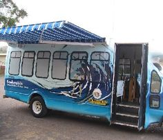 Bookmobile - Hawaii