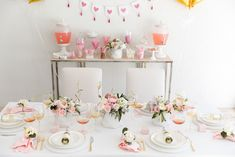 I am SOOO excited that Domino Magazine chose to feature mybeautiful Valentine's Tablescape… or Galentine's as they called it!! It is one of my favorite tables to date {kind of similar to this one I did for Graduation, right?!}…. so soft and pretty and elegant. And while they called it aGalentine's Day celebration, it really is versatile and could be for a birthday, bridal shower, ormore. The small details are what I love, and make forgreat ideasfor your upcoming parties. My favorite…
