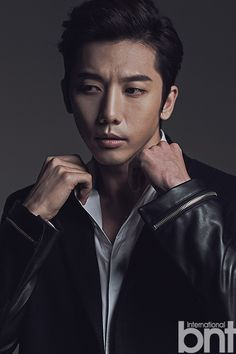 BNTNews- [bnt pictorial] Ki Tae Yong - The Charms Of A Modern Hercules