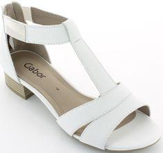 Gabor női bőr szandál Heeled Mules, Kitten Heels, Shoes, Fashion, Moda, Zapatos, Shoes Outlet, Fashion Styles, Shoe