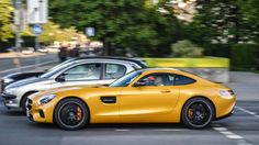 AMG GT-S   by Amin S.1994