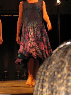 Fashionshow from Felt in Focus 2011   Flickr - Photo Sharing!
