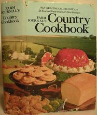 Farm Journal's Country Cookbook - Nell B. Nichols in spuddled's Book Collector Connect collection