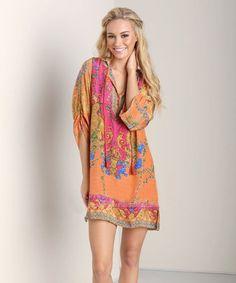 Boho Beach Tunic – Kellie's Boutique
