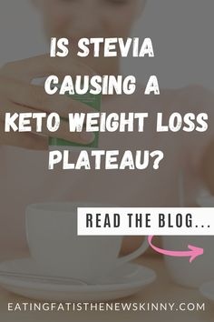 If you can't stop eating fat bombs on a keto diet, or other keto desserts, it's time to quit artificial sweeteners on keto. Keto friendly sweeteners like stevia, erythritol & monk fruit lead to sugar cravings on a low carb diet or keto meal plan. I love healthy fats keto fat bombs provide, but when you ask - how many carbs on keto each day, if you're popping too many fat bombs as keto craving crushers, this fat loss method could backfire. Read this keto weight loss blog to learn more. Low Carb Food List, Low Carb Meal Plan, Weight Loss Blogs, Weight Loss Before, Healthy Fats, Healthy Weight Loss, No Dairy Recipes, Weight Loss Results, Eat Fat