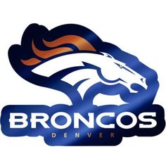 The Metallic Denver Broncos Sticker looks like the Denver Broncos logo with a metallic shine. Everyone will know who your favorite team is when you decorate with this Broncos sticker! Denver Broncos Tattoo, Denver Broncos Helmet, Broncos Team, Football Party Supplies, Kids Party Supplies, Broncos Wreath, Denver Broncos Merchandise, Football Coloring Pages, Helmet Logo