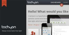 See More Tachyon HTML5 Admin Templatewe are given they also recommend where is the best to buy