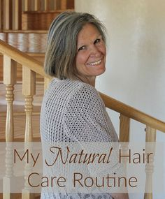 No more hair coloring, no more chemicals and lunar hair cutting! Learn more about my natural hair care routine.