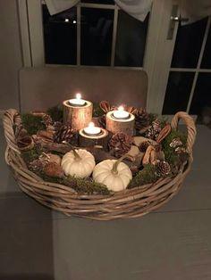 How to Brine and Roast Turkey with Homemade Gravy – Herbst Deko Happy Thanksgiving Day, Thanksgiving Decorations, Seasonal Decor, Halloween Decorations, Christmas Decorations, Table Decorations, Holiday Decor, Diy Crafts To Do, Autumn Decorating