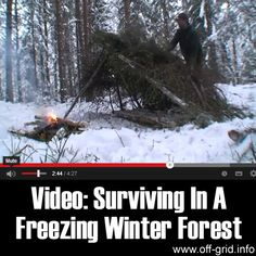 Please Share This Page: If you are a first-time visitor, please be sure to like us on Facebook and receive our exciting and innovative tutorials and info! When it comes to survival, your exact skill-set will depend to a certain extent on your location. If you're planning to go camping in a freezing winter forest, [...]