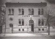 Kalendarium Dawnej Prasy: 14 VII 1905: budowa łaźni ludowej na Piasku