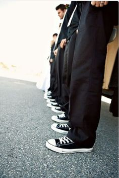 The Japanese Chuck Taylor in Hawaii wedding would be useless. Even though fashionable ....