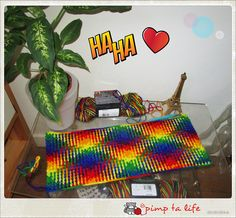 colorpooling crochet rhss mexicana by : pimptalife