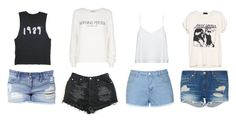 """""""Untitled #65"""" by sophraddd on Polyvore featuring Ally Fashion, rag & bone, Black Orchid, Alice + Olivia and Wildfox"""