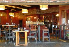 If you're looking for outside dining, with the comforts of being indoors, our patio walls open up into the restaurant!