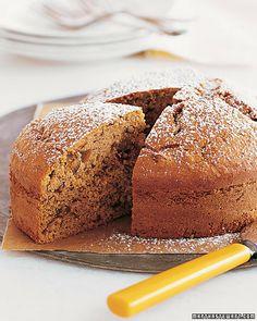 Banana-Pecan Cake - Martha Stewart Recipes