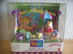 This is my childhood, right here. I honestly miss this things, I had almost every one of 'Pooh's friendly places' I think. I would love someone forever if they got me one of these!