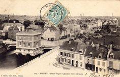 Les 15 Meilleures Images Du Tableau Quartier Saint Leu Amiens Sur