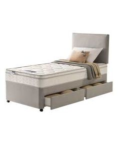 1000 ideas about single divan beds on pinterest divan beds double divan bed and king size Argos single divan beds