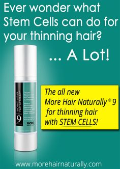 We are sooooo excited about new product!!! #hairloss #capixyl #baicapil #stemcells #redensyl #femalehairloss