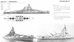 uss baltimore class heavy cruiser warships diagram. Black Bedroom Furniture Sets. Home Design Ideas