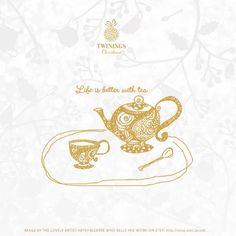 Twinings tea love