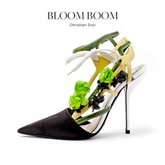 Best of Spring 2014 Accessories | Christian Dior
