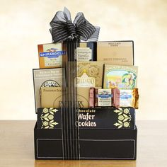 Buy Chocolate Gift Baskets online in USA from GWT Gift Baskets at feasible cost.