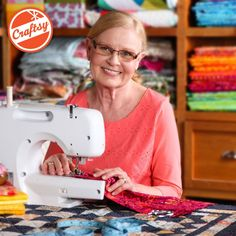 Introducing Sewing Machines Plus + Craftsy! During the Sewing Machines Plus Spring Sales Event receive a FREE online Craftsy class with any purchase from April 13th-17th!  Craftsy offers 700+ online classes in 16 categories, from sewing and quilting to cooking and knitting that you can watch anytime, anywhere, forever. Shop the Spring Sales Event to get your free class here >> http://www.craftsy.com/ext/20150413_SewingMachinesPlus_FB