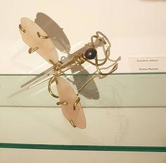 Emposición en el Museo de Artes Decorativas de Madrid. En la muestra participó Marinaro Joyas Únicas en la persona de su creador Gustavo Marinaro