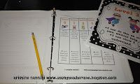 This teacher describes her math data binders STEP by STEP with pictures included for easy step and use!!!