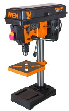 See how our experts rate the top selling drill presses. Read the full article at: http://www.thediyhubby.com/drill-press-reviews/  #drillpress #diy #woodworking