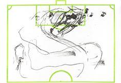 Art / Kunst, Print, Printmaking, Grafik, Druckgrafik, Artist/Künstler: Heike Keller, Title/Titel: Flankengott II, Technique/Technik: Lithography & Screenprint  / Lithografie & Siebdruck, Price/Preis: 490,- €