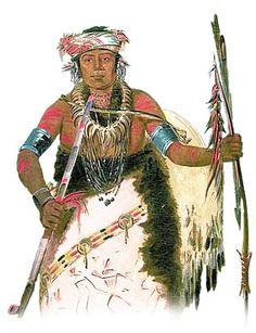 iowa-warrior. Taken from http://www.warpaths2peacepipes.com/